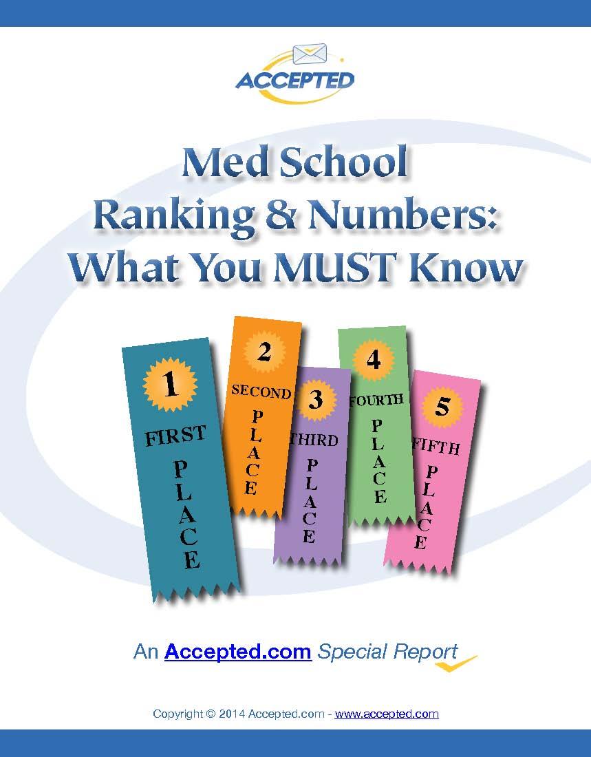 med school rankings essay