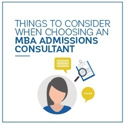 Learn how to choose the perfect admissions consultant!