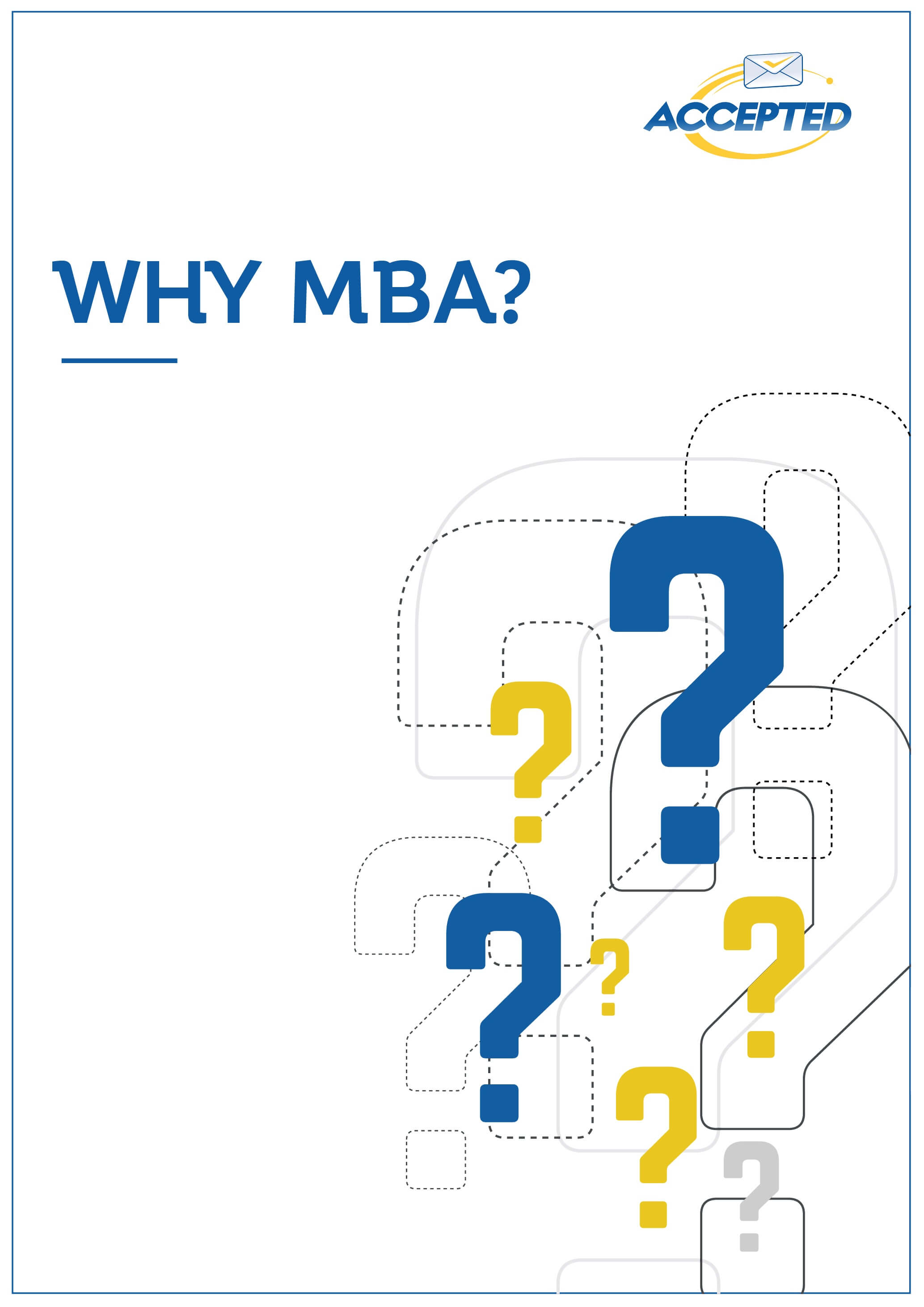 mba essay why mba Why mba this essay why mba and other 63,000+ term papers, college essay examples and free essays are available now on reviewessayscom autor: reviewessays.
