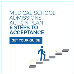 6-step action plan for medical school acceptance!