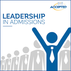 Leadership in Admissions - download your free guide today!