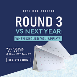 Register for the webinar! R3 vs. Next Year: When Should You Apply?