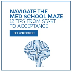 Download the guide to learn how to properly navigate the medical admissions process.
