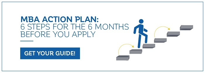 Download Your Free Guide Now! MBA Action Plan: 6 Steps for the 6 Months Before You Apply!