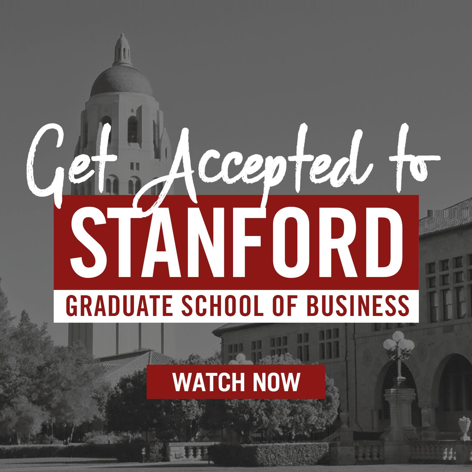 Stanford GSB Jun 2021 SQUARE WATCH