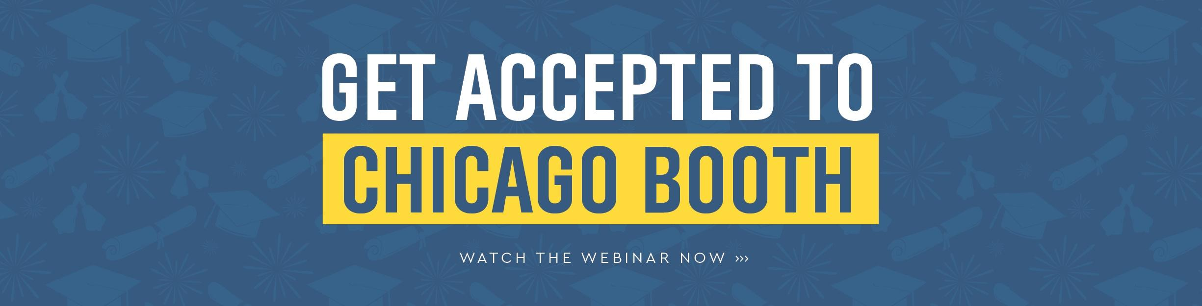 chicago booth mba essays University of chicago booth school of business: average  2 letters of recommendation and 3 mandatory/1 optional essays  and how will a chicago booth mba.
