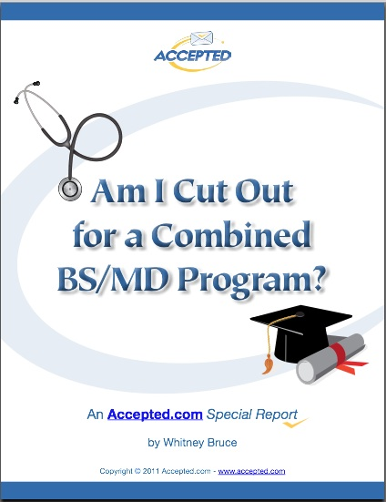 BS/MD Programs